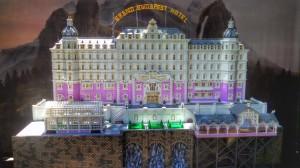 61714 Budapest lego hotel