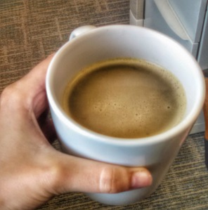 bp coffee