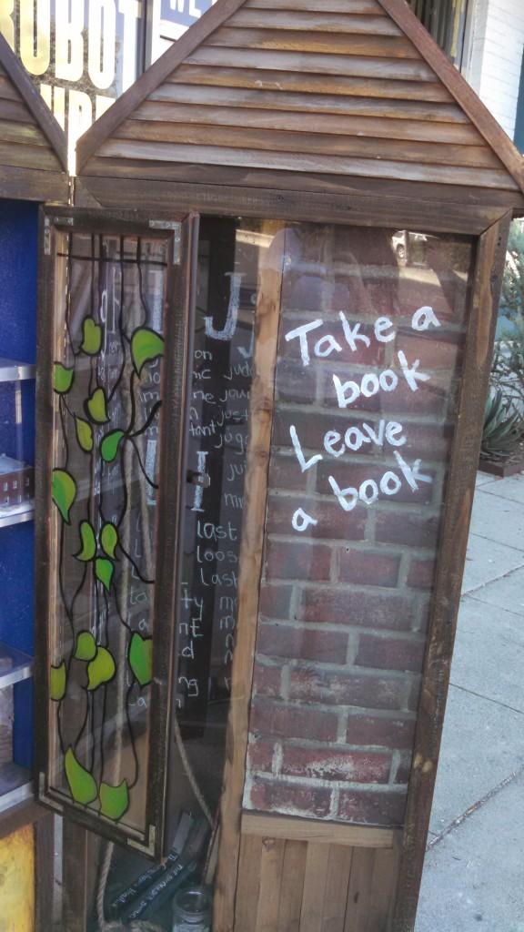 70714 take a book