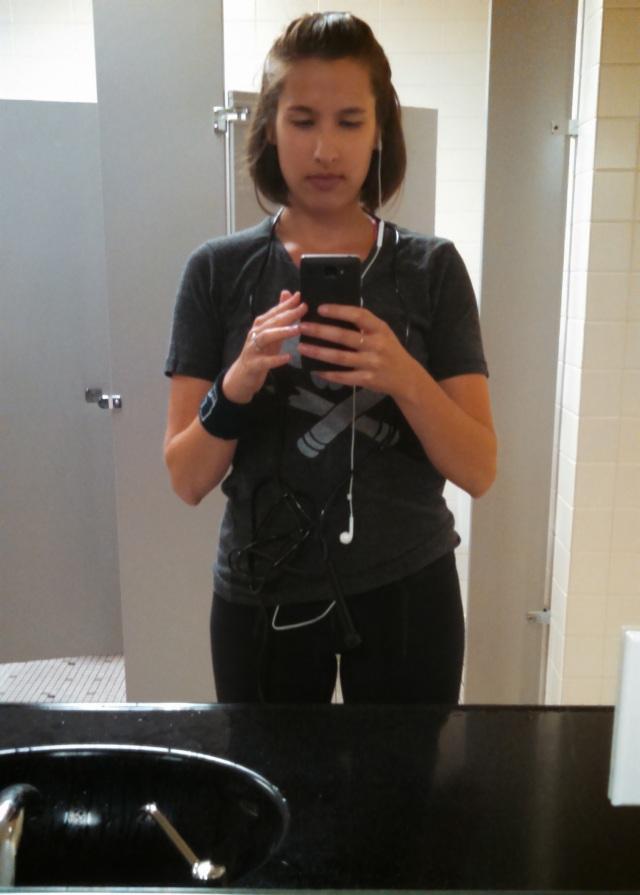 71514 gym hair