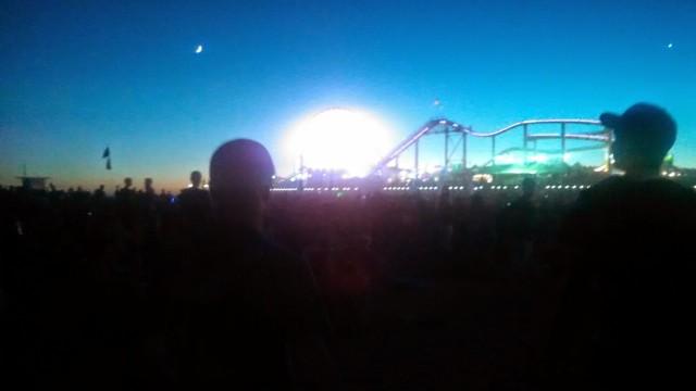 dark concert